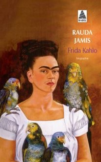 Biography's cover Frida Kahlo by Rauda Jamis