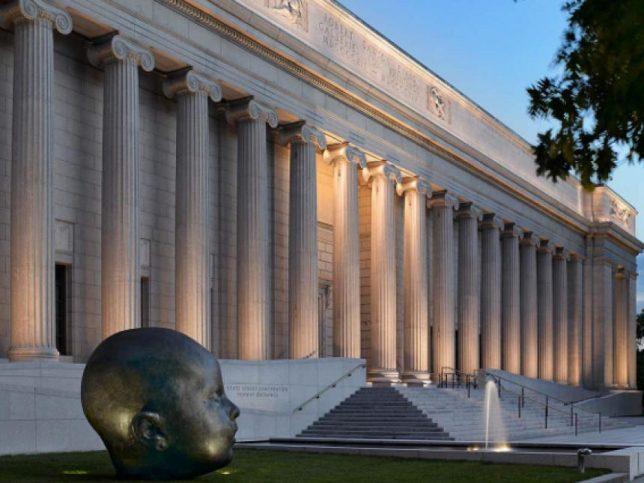 Musée d'art américain, Museum of fine Arts, Boston,Etats-Unis