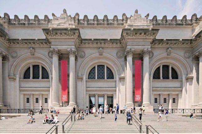 Musée d'art américain, Le Metropolitan Museum of Art, New York, Etats-Unis