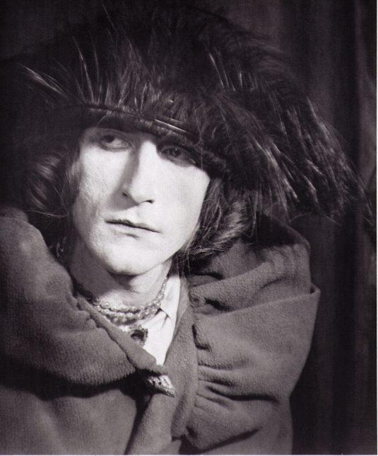 Man Ray, Portrait de Rrose Sélavy, 1921