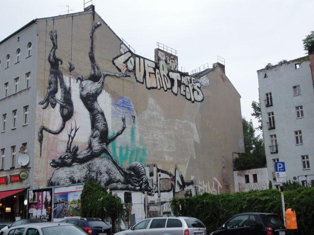 Street Art, Kreuzberg, Berlin