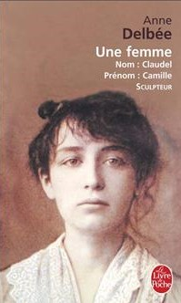 Biography's cover Une femme by Anne Delbée