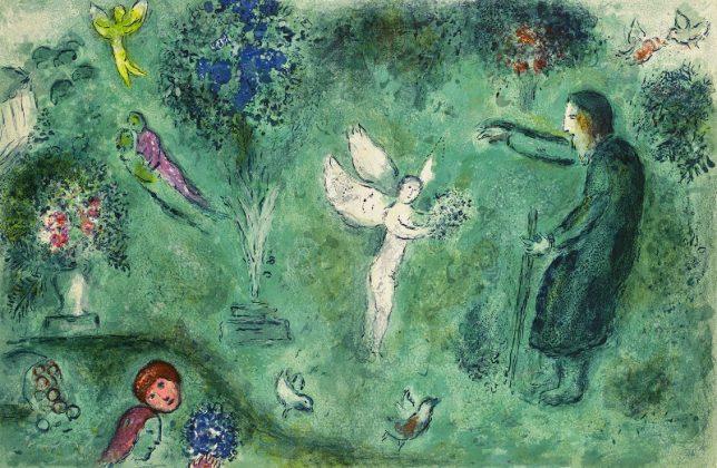 Marc Chagall, Daphnis et Chloé, 1961