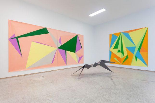 Exposition 20/20 de Karen Rifas à l'Emerson Dorsch Gallery en 2020