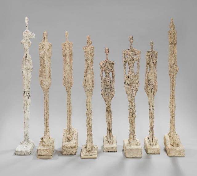 Alberto Giacometti, Femmes de Venise, 1956