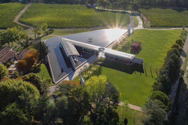 Le centre d'art du Château La Coste par Tadao Ando