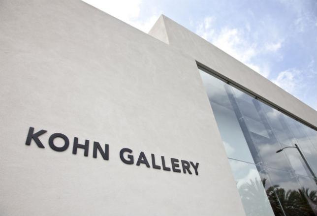 KOHN Gallery in Hollywood