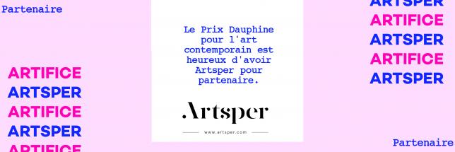 Prix Dauphine pour l'art contemporain artsper