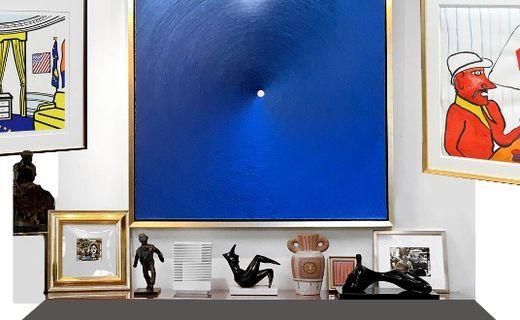Une sélection d'œuvres variées, choisies par Ro Gallery