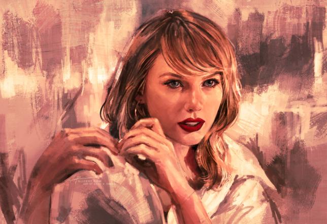 Alice X. Zhang, Taylor Swift