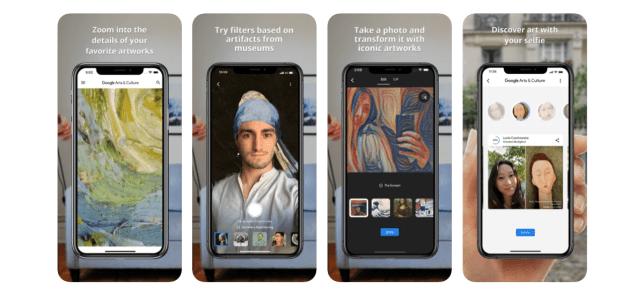 Art apps for art lovers
