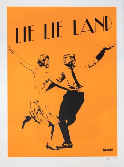 Bambi Artist - Lie Lie Land