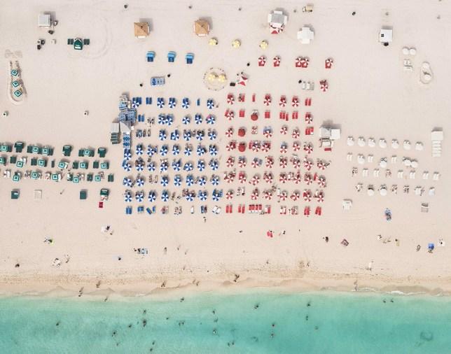Bernhard Lang, Miami_II_003, 2015