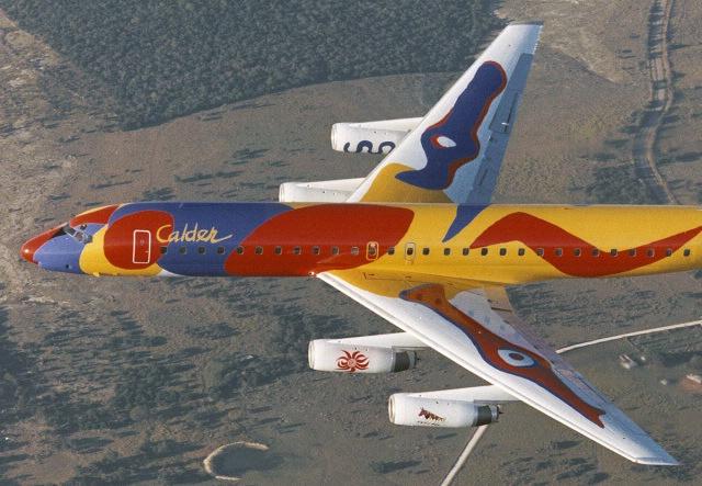 Collaboration avec Braniff International Airways, 1973