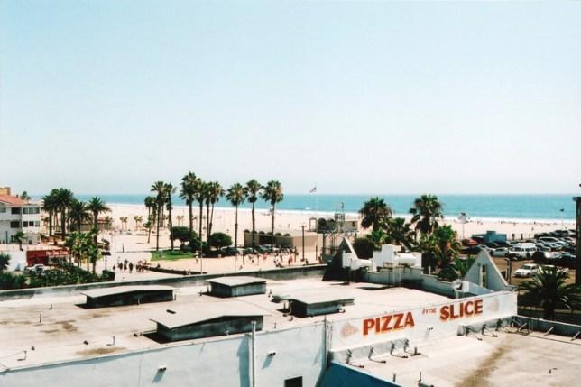Dani Garcia Sarabia, Usa'90 Pizza Slice, 2001
