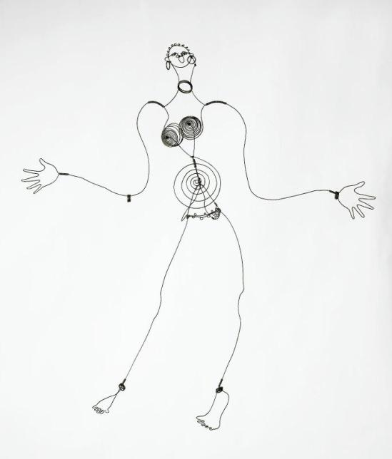 Crédits photo: Georges Meguerditchian - Centre Pompidou, Joséphine Baker (IV), Danse, 1928