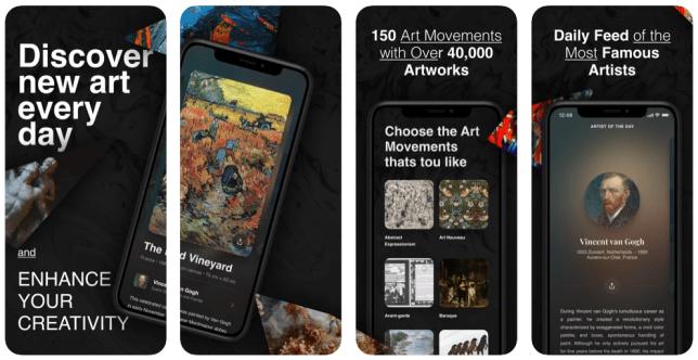 application mobile AMO