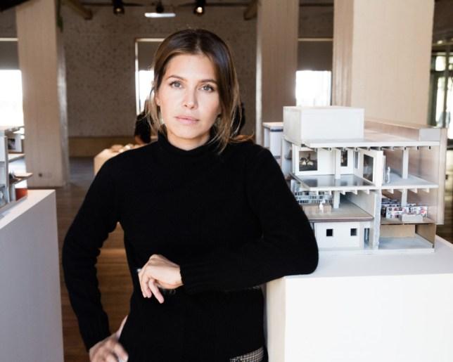 Dasha Zhukova: Russian gallery owner and philanthropist.