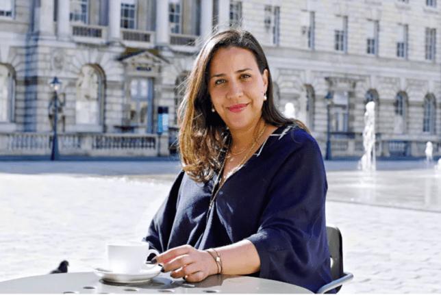 Toura El Glaoui : entrepreneure franco-marocaine, fondatrice de la foire d'art contemporain africain 1-54 femmes influentes dans l'art