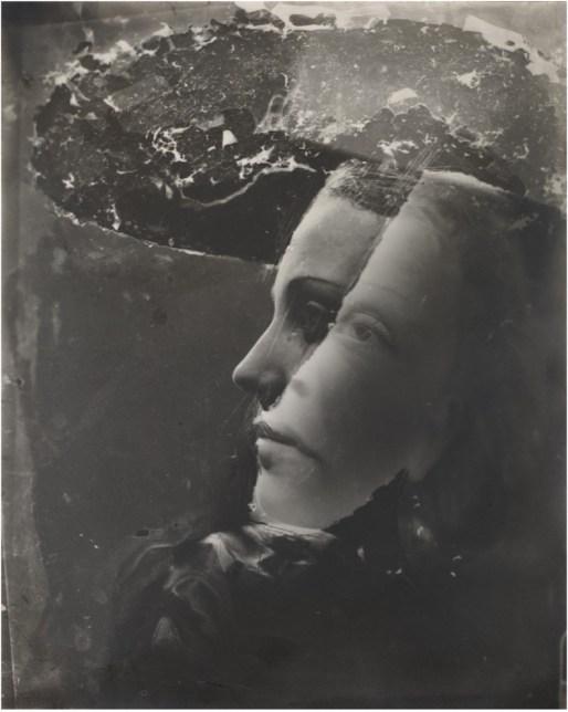 Double Portrait with Hat, Dora Maar (1936-37)