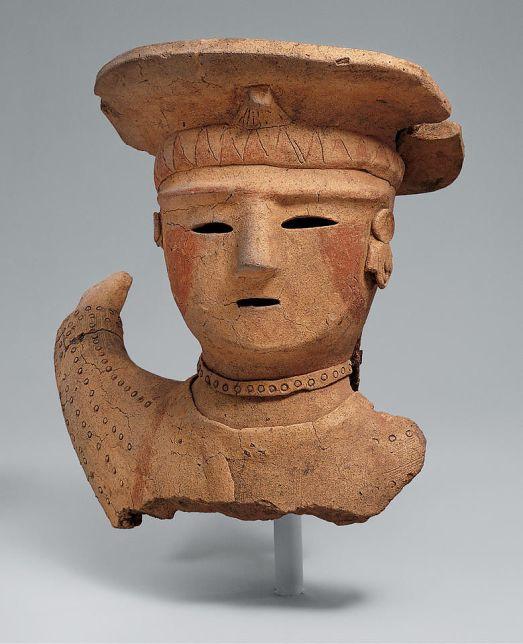Haniwa Figurine. Kofun Period.