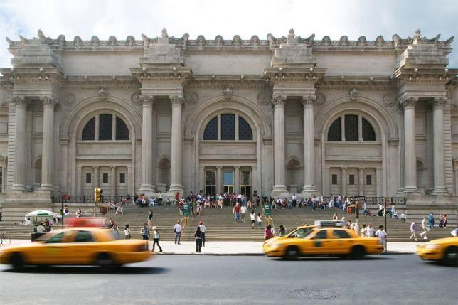 Le Metropolitan Museum of Art, à New York