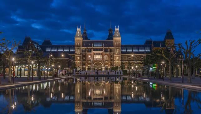 Le Rijksmuseum, Amsterdam