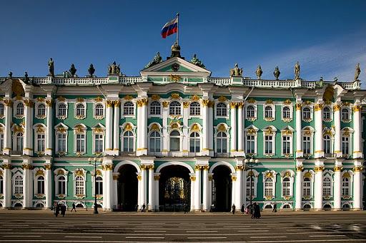 Musée de l'Ermitage et Palais d'Hiver