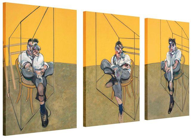 Bacon triptych