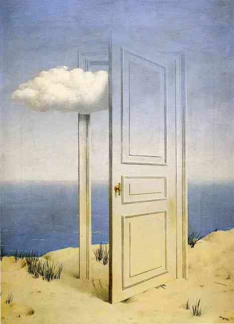 The Victory, René Magritte