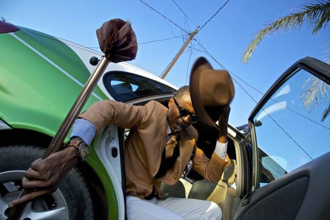 Art africain, Baudouin Mouanda, Afrique, Photographies