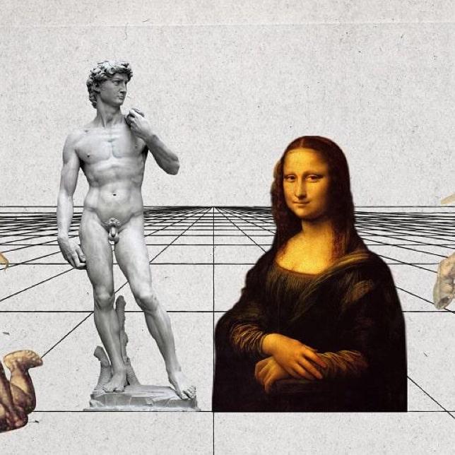 Sculpture ou peinture, l'histoire d'un débat