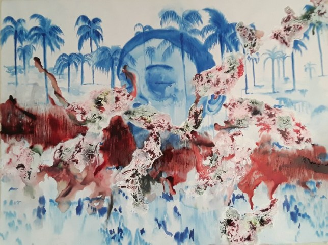 leslie amine header contemporary african art