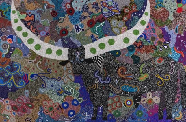 Ntombephi artistes africains