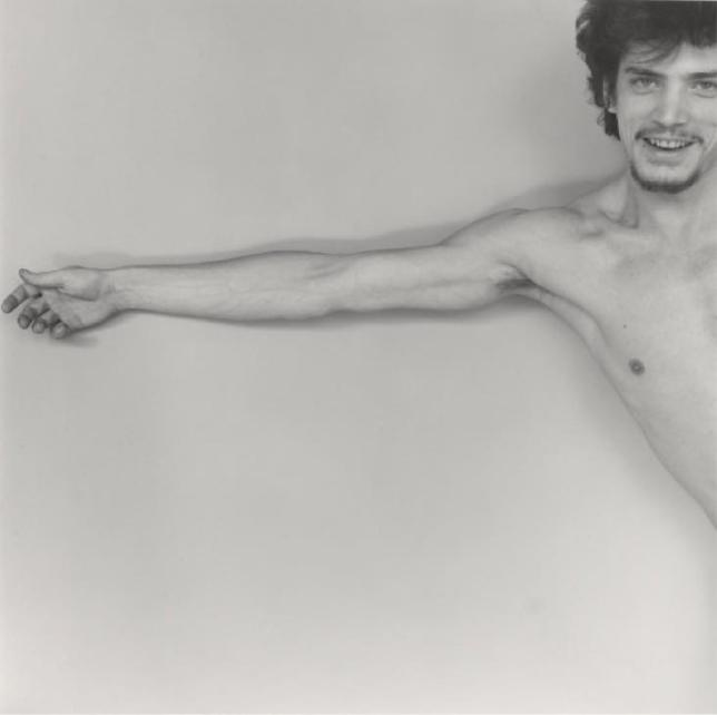 Self portrait - Robert Mapplethorpe