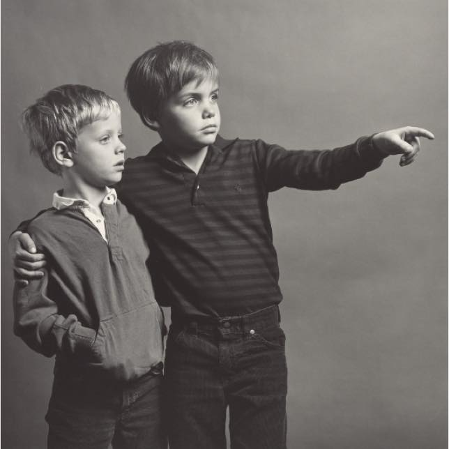 Sam and Max Sullivan - Robert Mapplethorpe