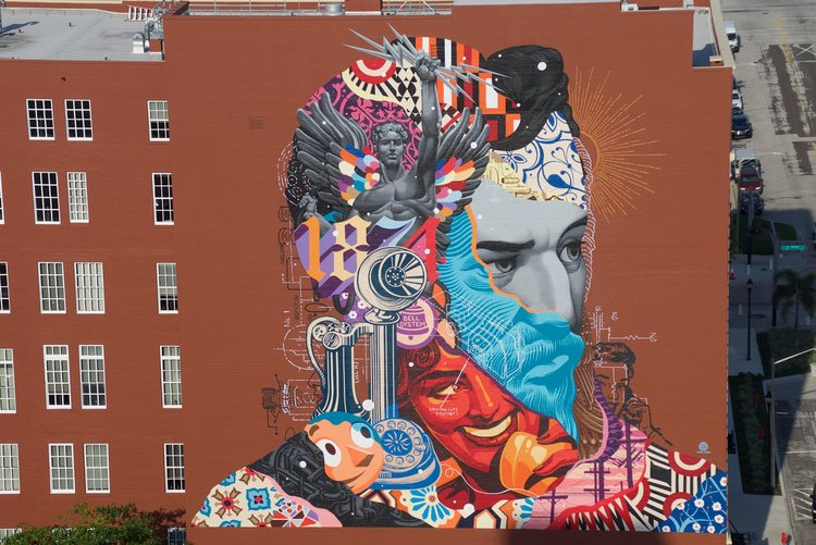 TRISTAN EATON street arti