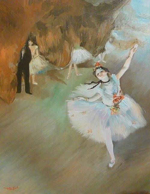 degas danse dans l'art