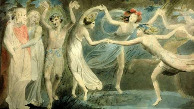 blake dance in art