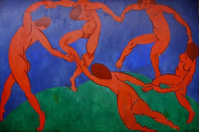 matisse dance in art