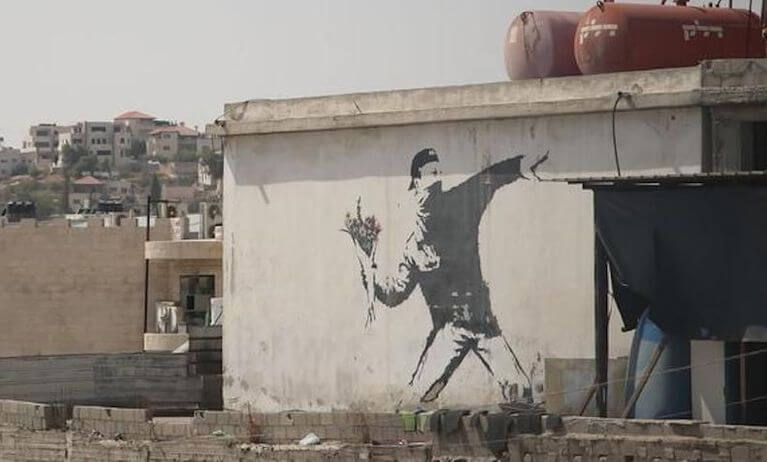 The 10 Most Famous Pieces of Street Art in the World