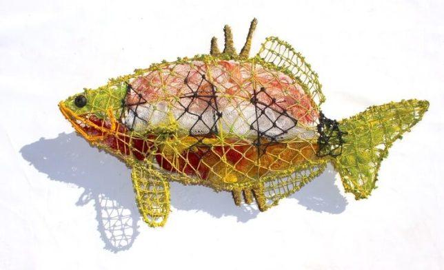Aboriginal art, archer fish