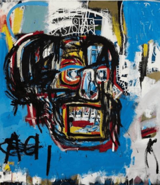 masterpieces, Untitles by Jean-Michel Basquiat