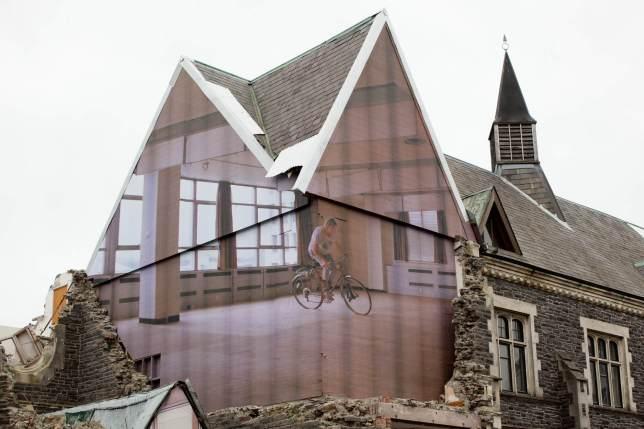 Mike Hewson, Christchurch, New Zealand, optical illusions