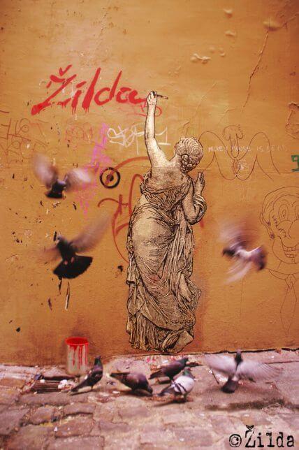 Zilda, Paris