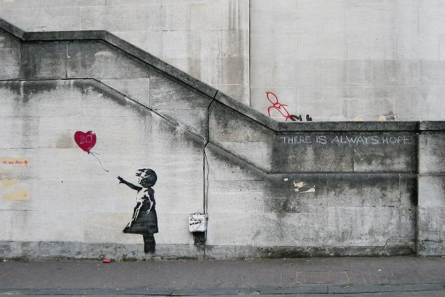 banksy Londres art street