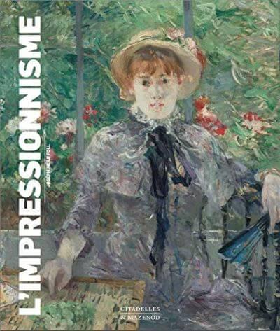 Impressionism book Joséphine Le Foll