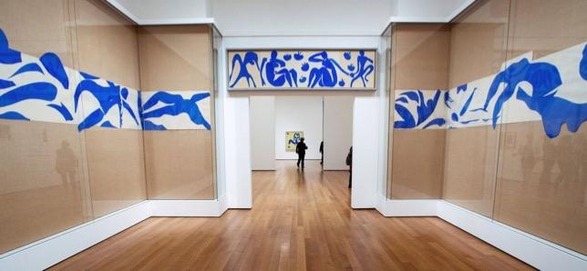 Henri Matisse, The Pool, 1952