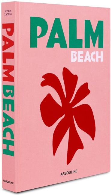 Palm Beach, Aerin Lauder livre d'illustration