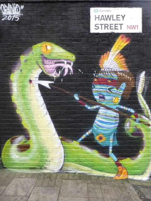 Cranio, Hawley Street, Londres